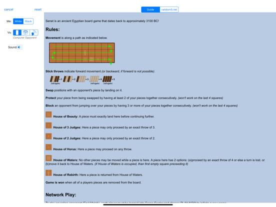 Senet Pro screenshot 2