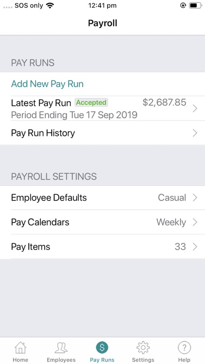 ATO STP (Single Touch Payroll) screenshot-9