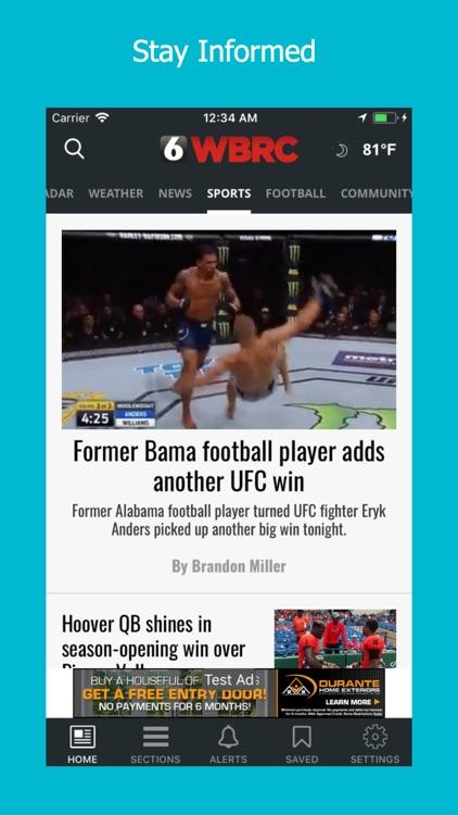 WBRC TV News FOX6 Birmingham
