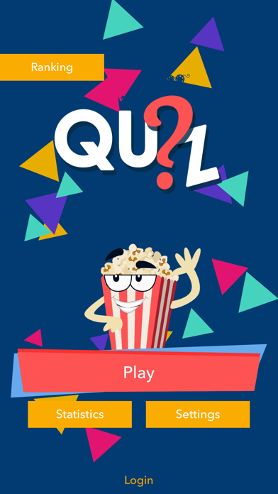 Trivial Movies Quiz screenshot one
