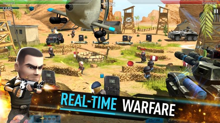 WarFriends: PvP Army Shooter screenshot-0