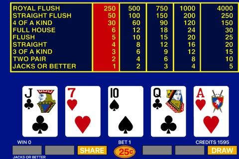 Jacks or Better - Video Poker! - náhled