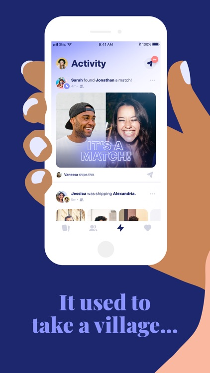 Ship: Dating & Matchmaking App screenshot-3
