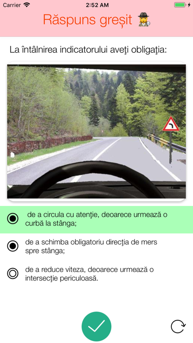 Chestionare Auto RO screenshot 8