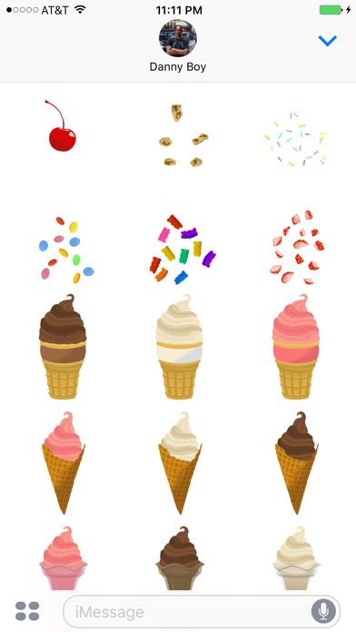 私だけのアイスクリームのスクリーンショット2