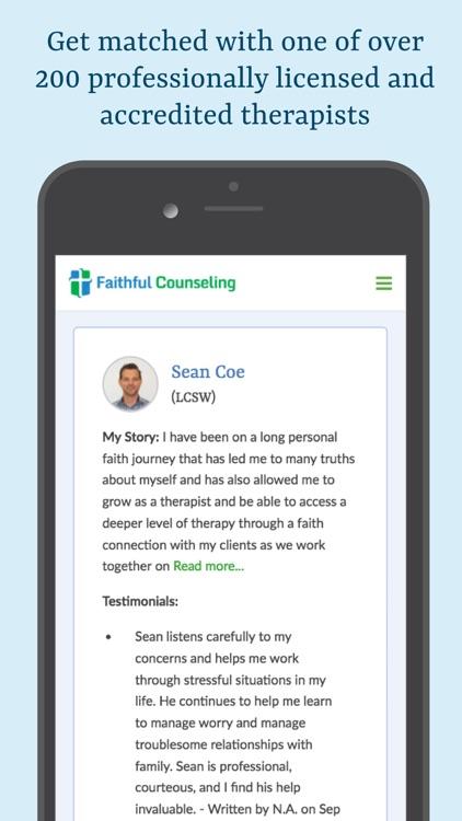 Faithful Counseling screenshot-3