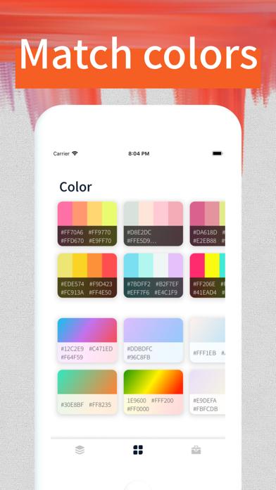 カラーカード - カラーカードデザイナー混色アシスタントのおすすめ画像3