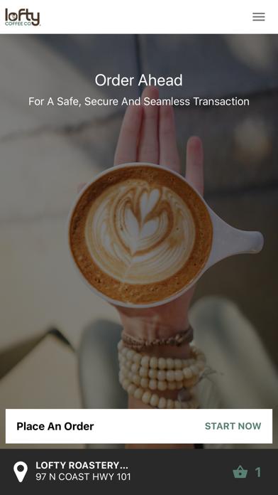 Lofty CoffeeScreenshot of 2