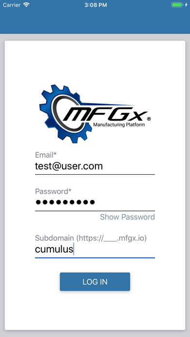 MFGx Pro