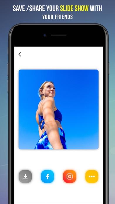 SlideShow Maker ⁺ With Music Screenshot