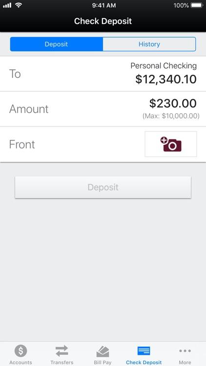 Mechanics Bank Mobile Banking screenshot-7