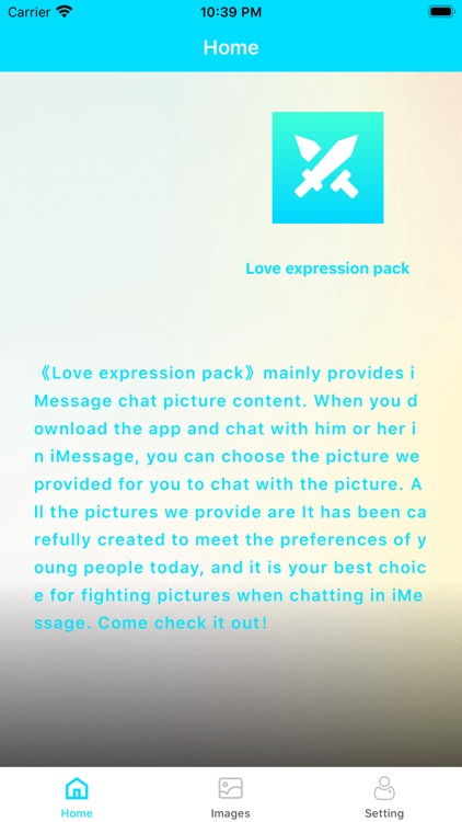 Love expression pack