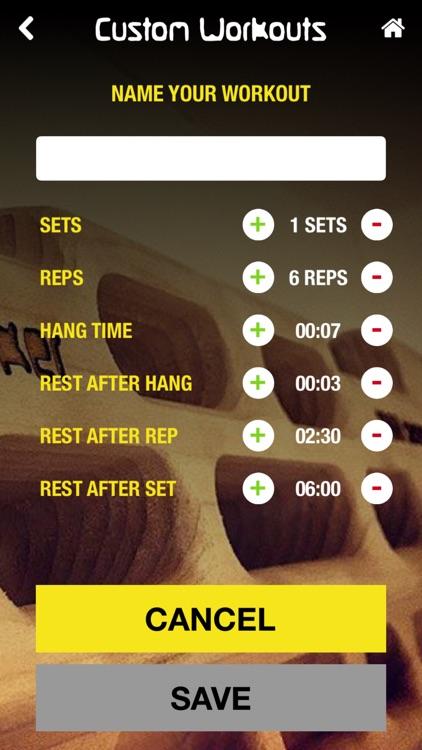 Beastmaker Training App screenshot-6