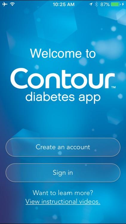 CONTOUR DIABETES app