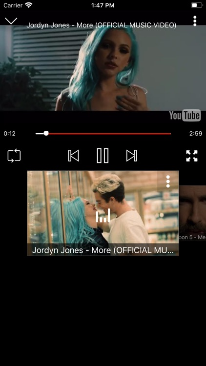 iMusi - Music Streaming Player