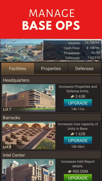 Warzone Military Strategy Game screenshot-4