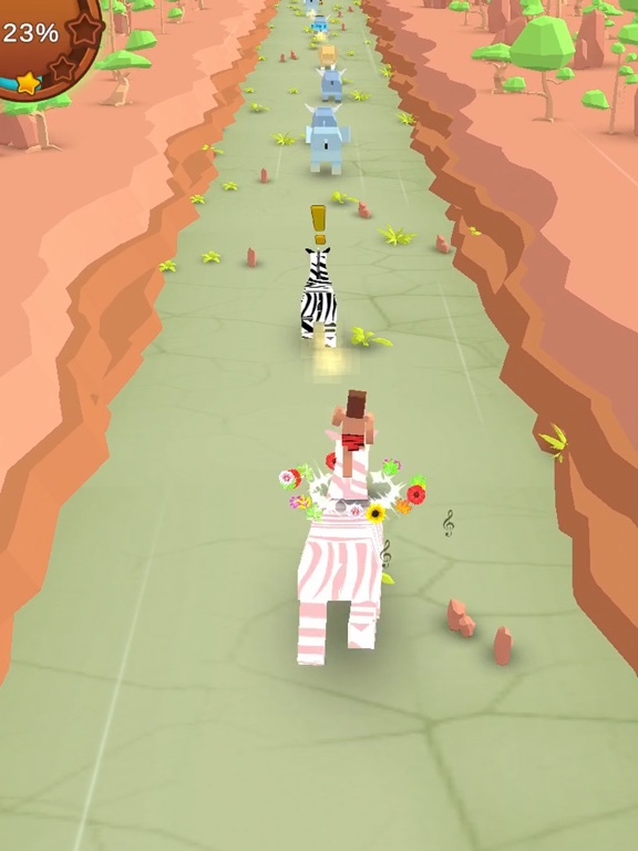 Jungle Rush 3D screenshot 10