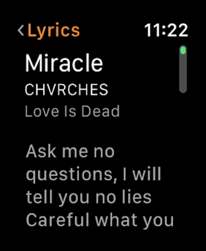 ‎SoundHound∞ Screenshot