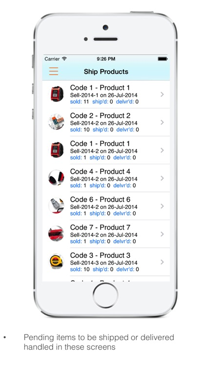 Goods Inventory Pro Factory