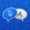 App Icon for Audio Transcribe App in Poland IOS App Store