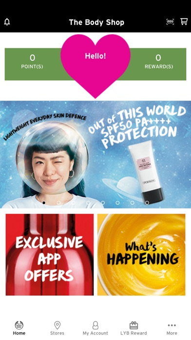 The Body Shop Malaysia screenshot three