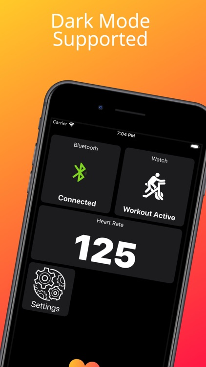 BlueHeart Bluetooth Heart Rate screenshot-3
