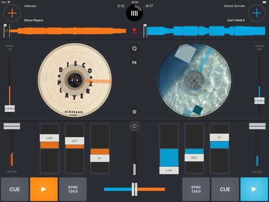 Cross DJ Free - Mix your music screenshot