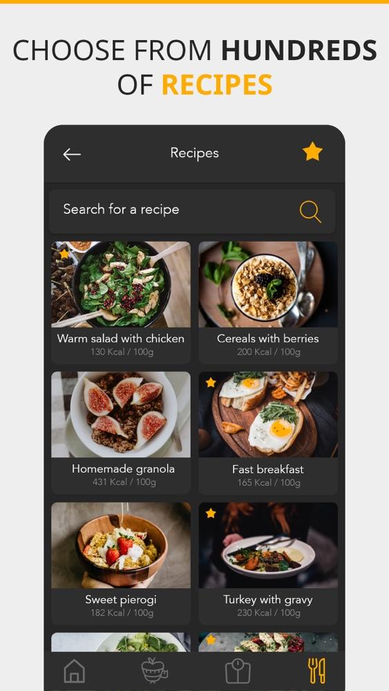 GetDiet-Calorie Calculator App for
