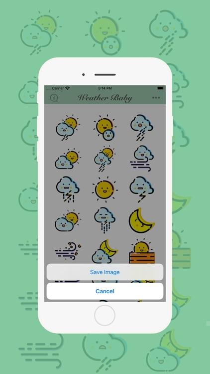 Weather Baby screenshot-4