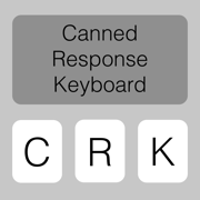 Canned Response Keyboard