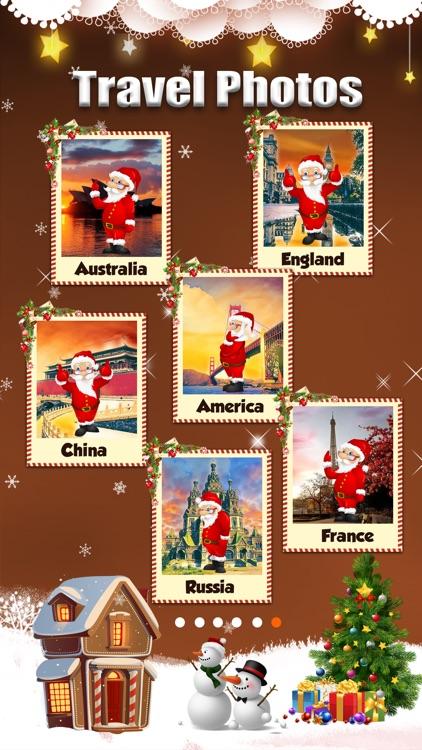 Santa Tracker - catch santa screenshot-3
