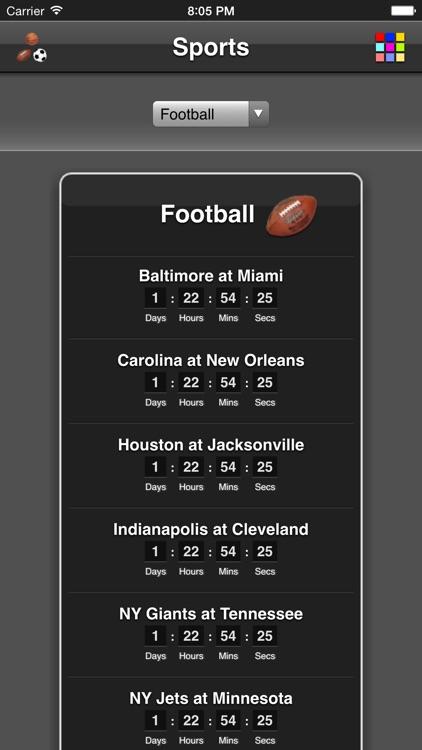 Sports screenshot-4