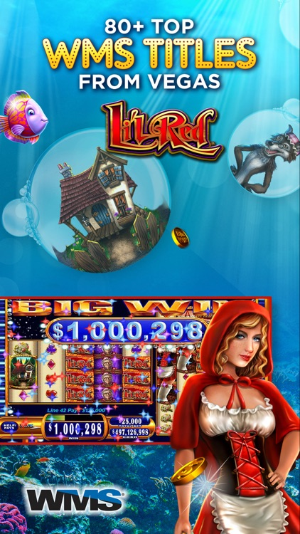 Gold Fish Casino - Slots Games