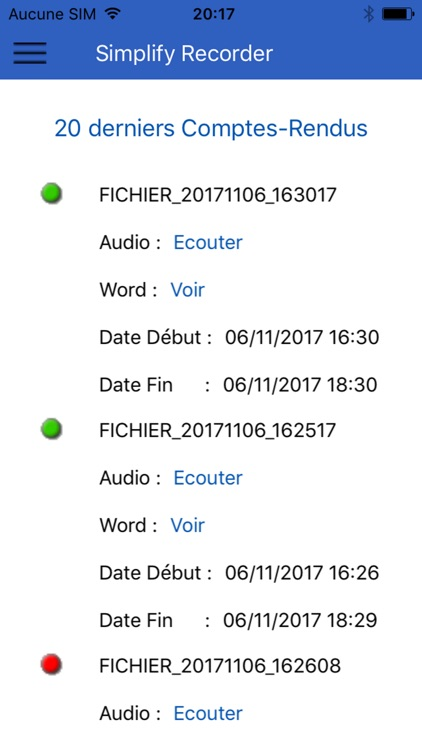 Simplify Recorder screenshot-4