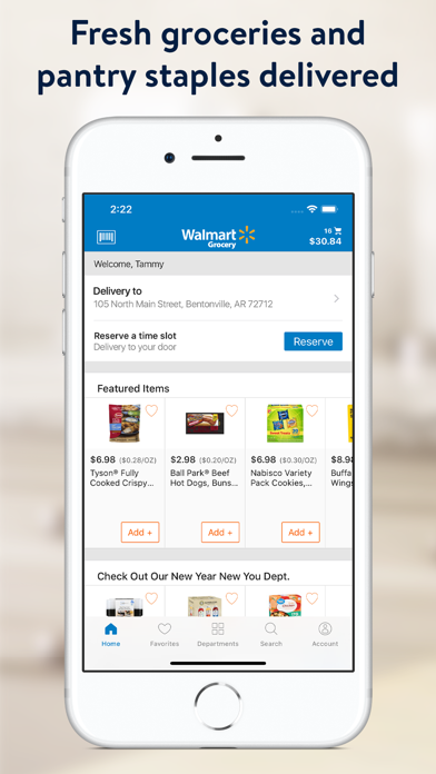 download Walmart Grocery Shopping apps 4