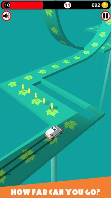 Tiny Skiddy Drift Car screenshot-4