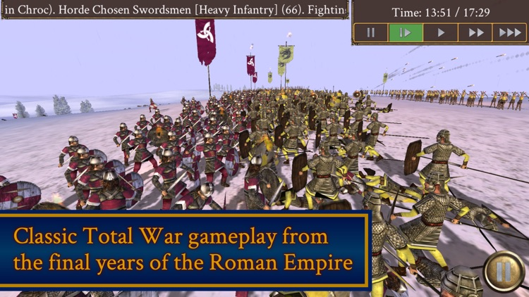 ROME: Total War - BI screenshot-0