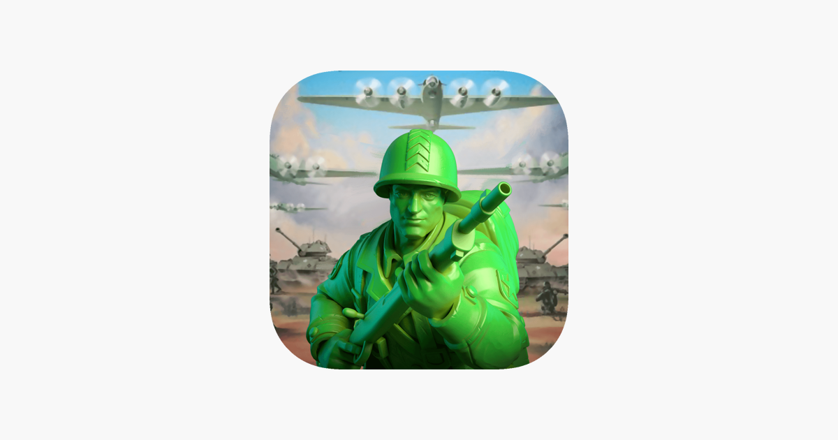 Army Men Strike: Toy Soldiers on the App Store
