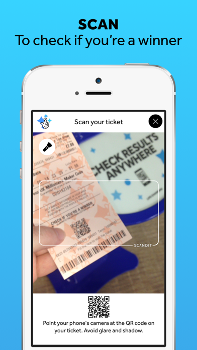 The National Lottery: Official by Camelot UK Lotteries