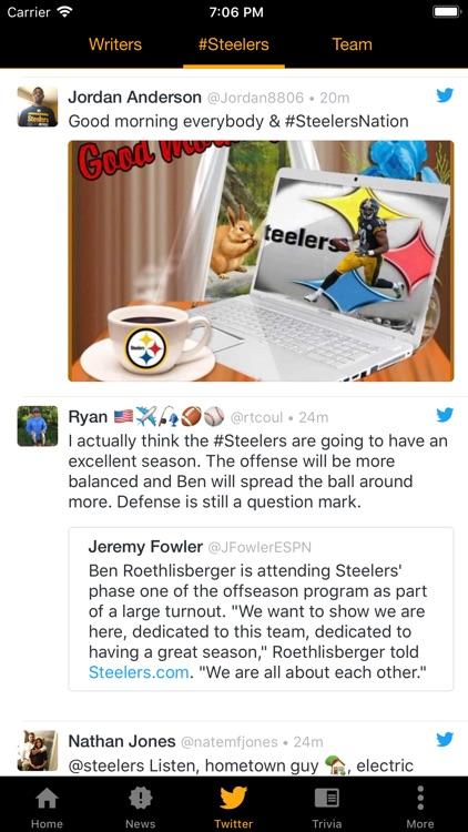 Steelers UltimateFan screenshot-3