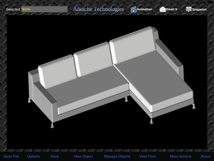 3D SKP Viewer RS screenshot-4