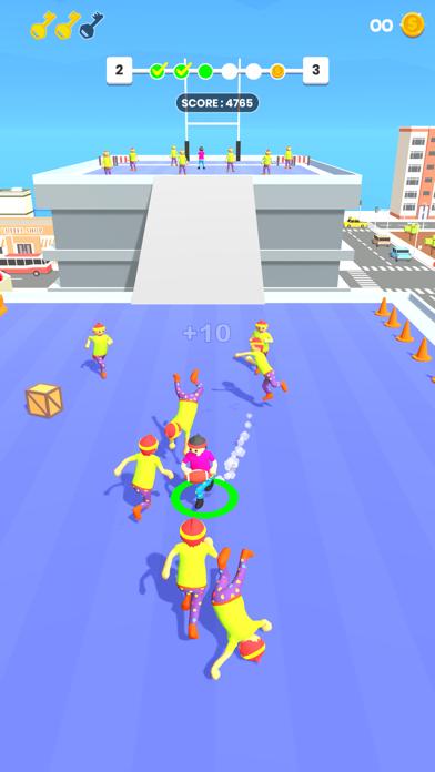 Ball Rush 3D! screenshot 8