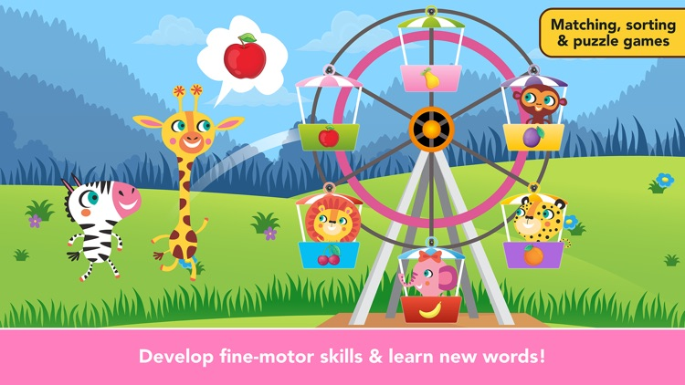 Toddler Games For 2 Year Olds. screenshot-4