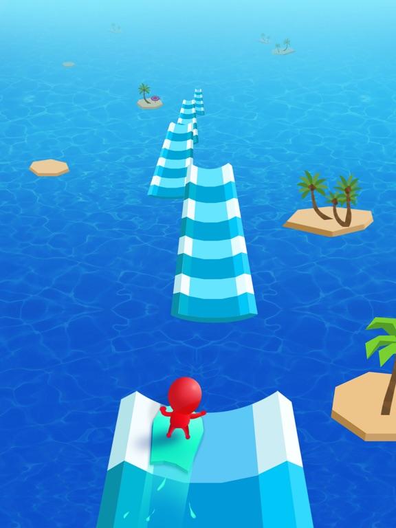 Water Race 3D screenshot #4