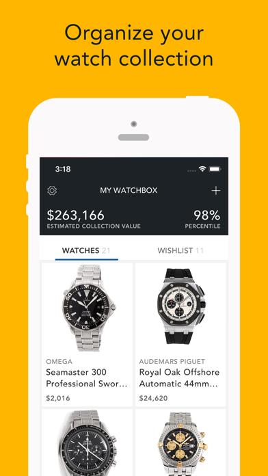 Screenshot #2 pour WatchBox - Buy, Sell & Trade