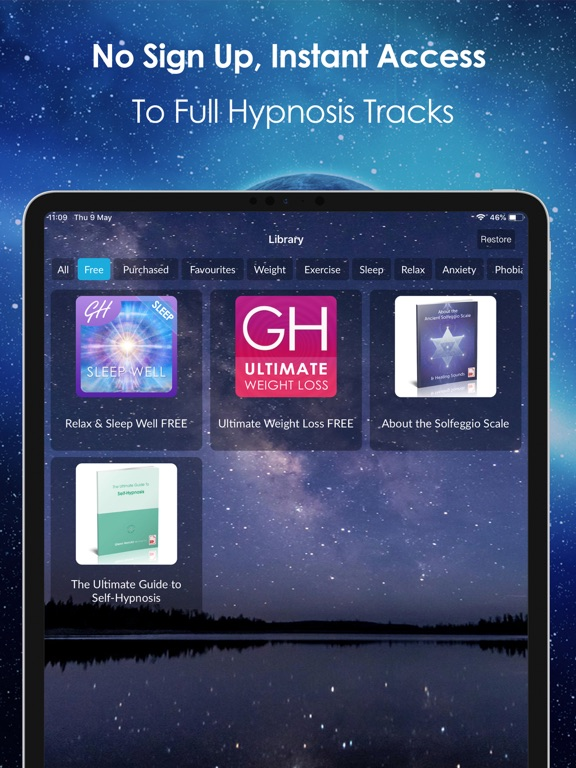 Ultimate Weight Loss Hypnosis | App Price Drops