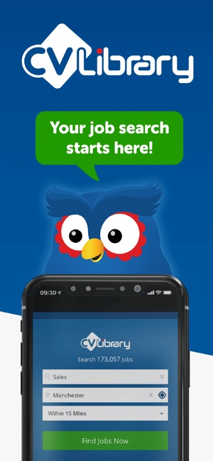 Cv Library Job Search On The App Store