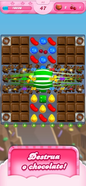 ‎Candy Crush Saga Screenshot
