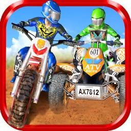 Dirt Bike vs Atv Racing Games