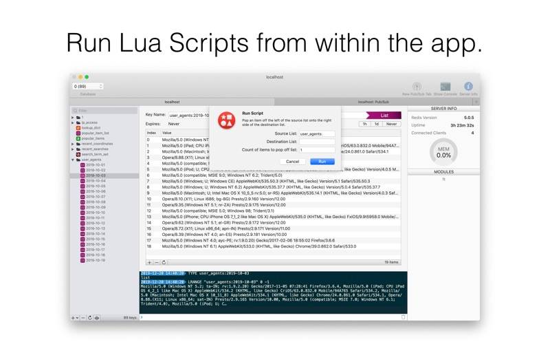 Red - UI for Redis for Mac